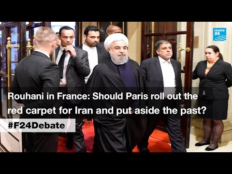 Rouhani in Paris: Big deals ahead as Iran and France put aside past (part 1)