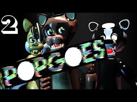 POPGoes (FNAF) Gameplay Part 2 + Custom Night Difficult