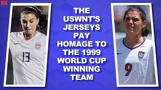 The Story Behind a Groundbreaking Group of Kits World Cup Daily Sports Illustrated