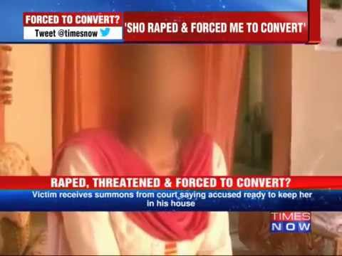 Constable Alleges Raped & Forced To Convert video