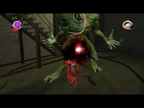 Spider-man 3 Walkthrough PC The Lizard - 3 [HD]