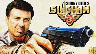 Sunny Deol Replaces Ajay Devgn in SINGHAM-3