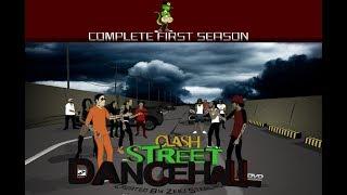 Dancehall Street | Jamaican Cartoon Series [Season 1] Kartel, Alkaline, Tommy Lee, Mavado etc.