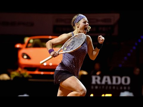 2016 Porsche Tennis Grand Prix Quarterfinal | Laura Siegemund vs Roberta Vinci | WTA Highlights