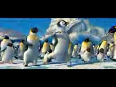Penguin Dance For Tamil Song - Karuppana...
