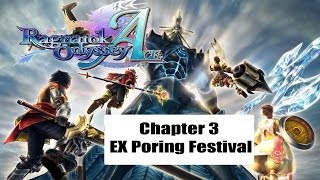 Ragnarok Odyssey Ace - EX Poring Festival