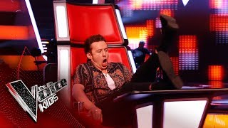 All the Highlights From Week One | The Voice Kids UK 2019