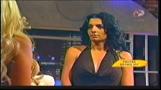 LORENA HERRERA le hace broma a CECILIA GALIANO