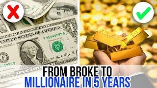 From $2.26 to Millionaire in 5 Years (only 30 years old 😳)