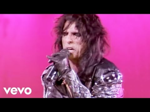 Alice Cooper - Poison (from Alice Cooper: Trashes the World)