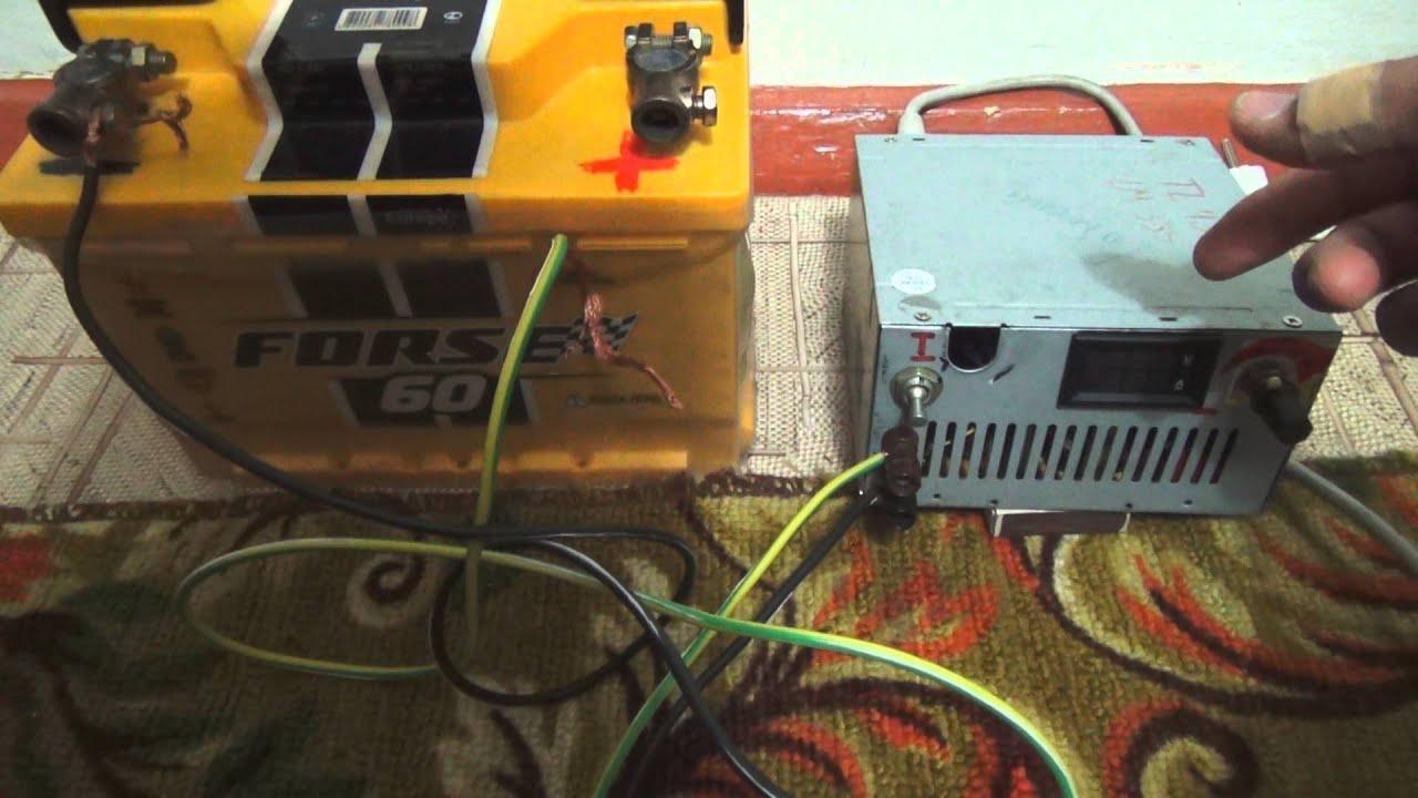 Из компьютерного блока питания - лабораторный и зарядное 61