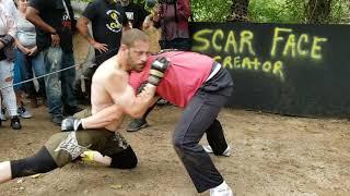 STREETBEEFS TY VS FILTHY REMATCH MMA