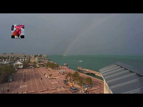 Miami and Key West Stormy Time-lapse  May 20, 2018