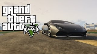 GTA 5 Real Car Mods, Huracan, A4, M4 Wide body
