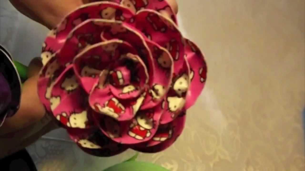Duct tape rose pen tutorial part 1 youtube