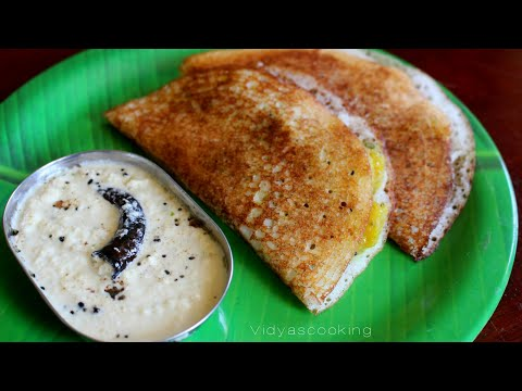 Sunday Brunch Recipe Series: Mini Masala Dosa + Spicy Coconut Chutney Recipe