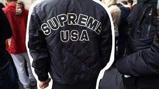 BEST STREETSTYLE @ Supreme #SS16 drop Paris - Top Outfits - 27/10/2016