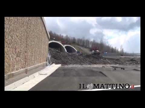 Salerno-Reggio Calabria: 2013, odissea sui cantieri della A3