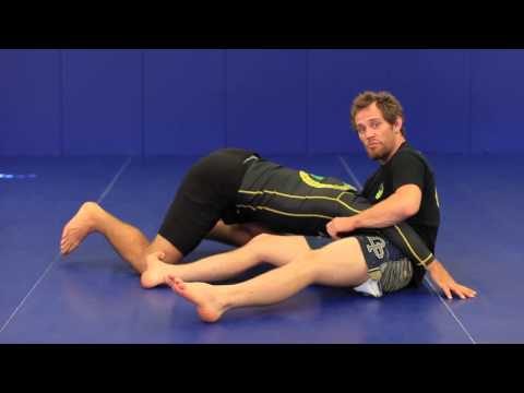 Jeff Glover-Halfguard pass to Guillotine| www.JiuJitsuPedia.com Image 1