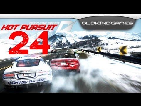Прохождение Need for Speed: Hot Pursuit #24 ( CCRX )