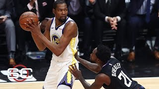 Thank the Clippers for 'waking up' Kevin Durant and the Warriors - Byron Scott | SportsCenter