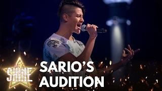 Sario Solomon performs 'Tainted Love' by Gloria Jones - Let it Shine - BBC One