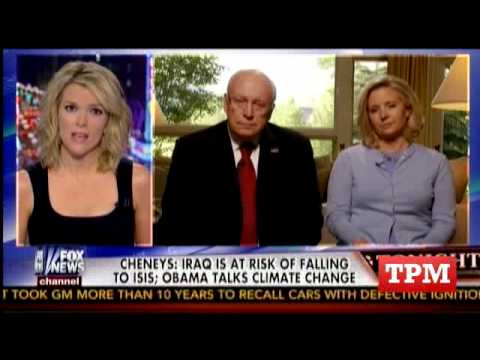 Megyn Kelly Grills Dick Cheney:  'You Got It Wrong' On Iraq