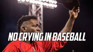 MLB | No Crying in Baseball