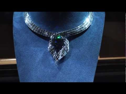 Hope Diamond Museum of Natural History Washington DC USA