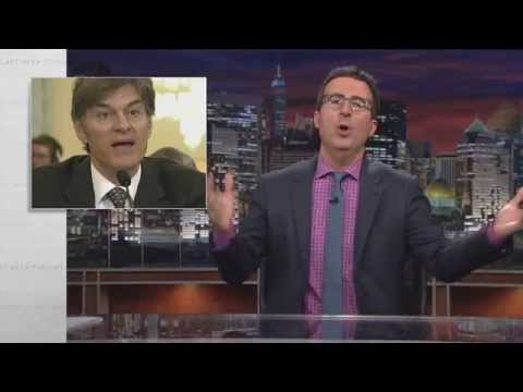 Last Week Tonight With John Oliver: Dr. Oz And Nutritional Supplements (hbo) video