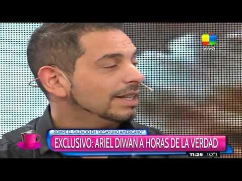 Ariel Diwan habló del futuro del hijo de Bernal después del ADN