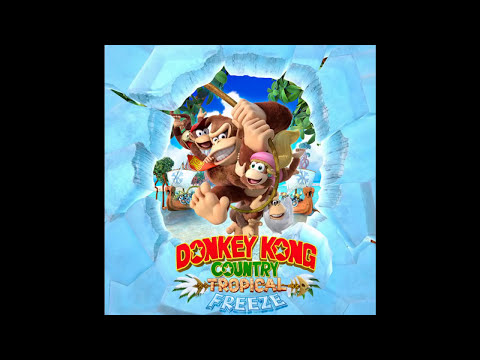 Donkey Kong Country: Tropical Freeze Soundtrack - Funky Waters (Amiss Abyss)