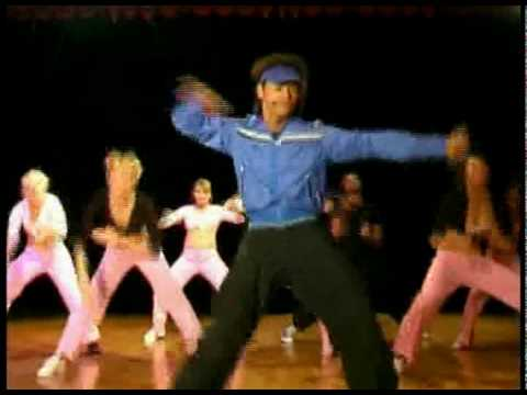 How to dance like Michael Jackson - Anthony King DVDs