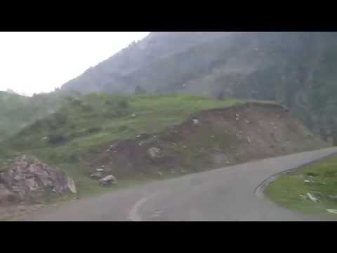 sonemarg to baltal road 0001