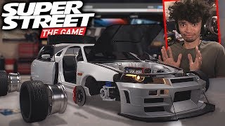 Super Street The Game GAMEPLAY... BAD NEWS!