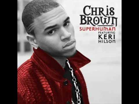 Chris Brown - Superhuman (feat. Keri Hilson) Lyrics