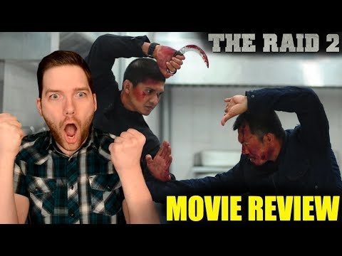 The Raid 2 - Movie Review