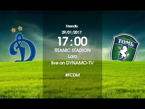«Динамо» (Москва) vs «Томь» (Томск) – Live | Dynamo (Moscow) vs Tom (Tomsk) - Live