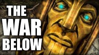 Skyrim - Secret War Under Skyrim! What is Aetherium? - Elder Scrolls Lore