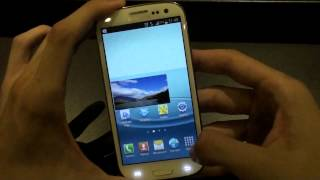 Samsung Galaxy S3 Pop-up Play ve 4 Cekirdek Gucu