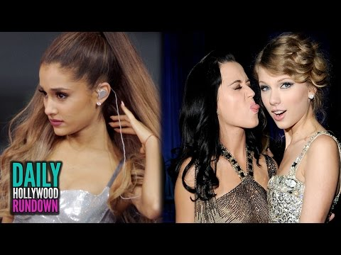 Katy Perry & Taylor Swift DISS Each Other? - Ariana Grande's DIVA Attitude Exposed (DHR)