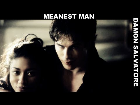 Damon Salvatore; Meanest Man video