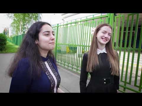"""Один день выпускника 11 класс """"У-М"""" школа №1987"""