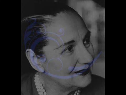 Gina Bachauer in recital (Bergen, 1960) - Bach/Busoni, Chopin, Stravinsky, Brahms