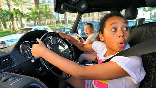 DRIVING FAST CARS IN DUBAI