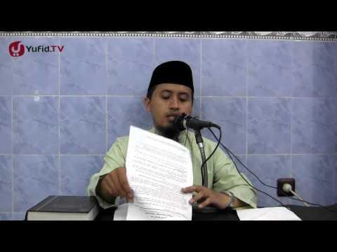 Kajian Islam: Kunci Dalam Berdoa - Ustadz Abdullah Zaen, MA