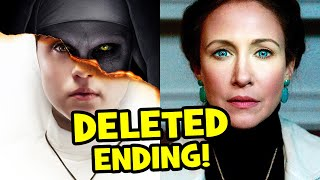 The Nun's DELETED ENDING You Never Got To See!