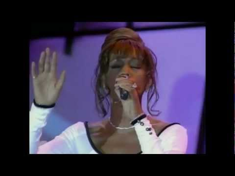 Whitney Houston - I Will Always Love You (World Music Awards 1994 High Quality)