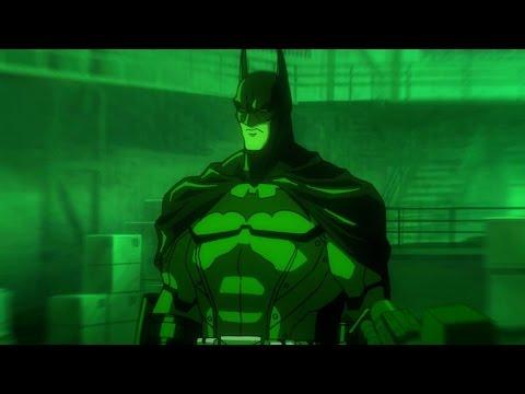 """Batman: Assault on Arkham - """"Night Vision"""" Clip"""