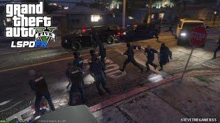 GTA 5 - LSPDFR - EPiSODE 47 - LET'S BE COPS - DAVIS PATROL (GTA 5 PC POLICE MODS) - DRUG DEAL BUST